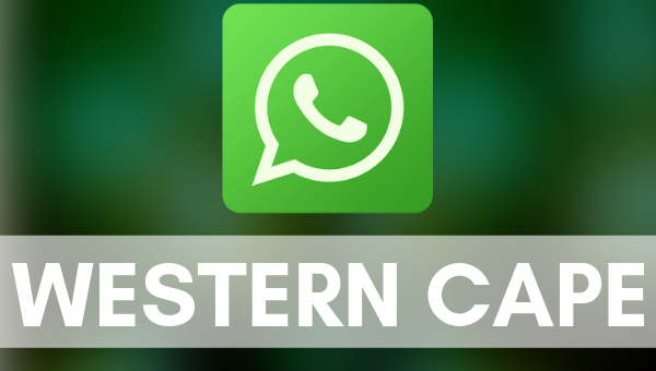 WhatsApp job groups Western Cape