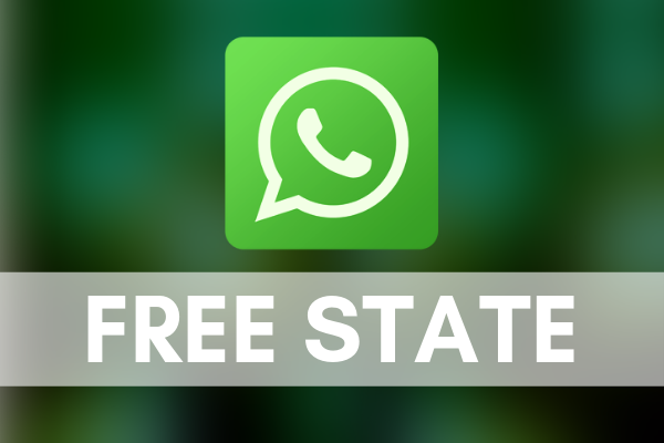 Join these Free State WhatsApp job groups today!