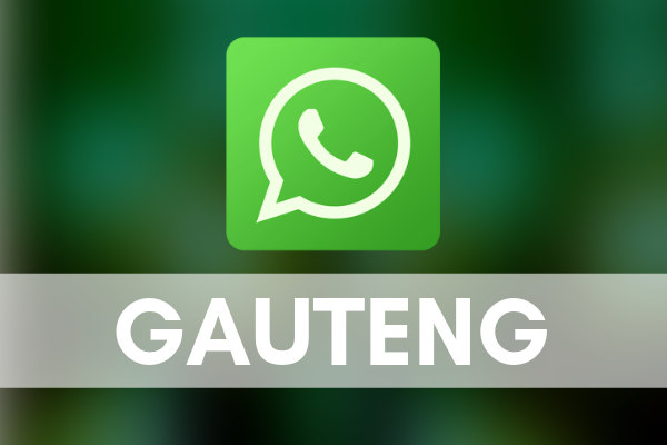 WhatsApp job groups Gauteng