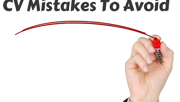 CV Mistakes To Avoid | Job Mail