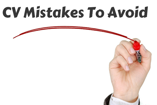 CV mistakes you didn't know you were making and how to fix them