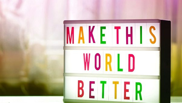 Make This World A Better Place - Do Something Good This Mandela Day