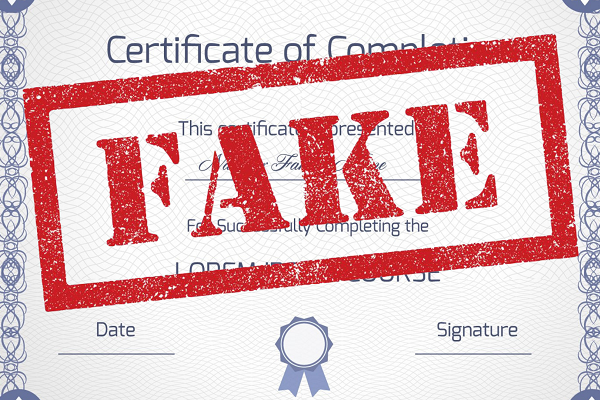 You can now face jail time for lying on your CV