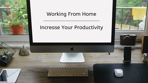 Working From Home | Increase Your Productivity | Job Mail