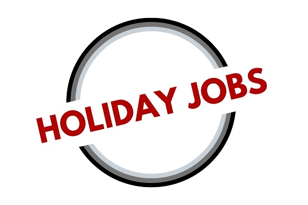 Holiday jobs: Top tips, types of jobs and more…
