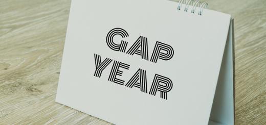 Take A Gap Year | Job Mail