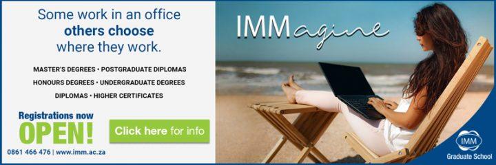 IMM Graduate School Supply Chain Management