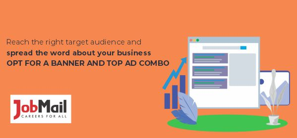 Get More Exposure With A Banner And Top Ad Combo | Job Mail