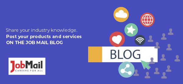 Share Your Knowledge & Services On The Job Mail Blog