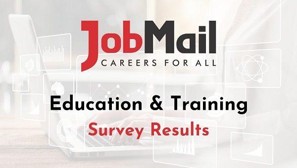 Education & Training Survey Results | Job Mail