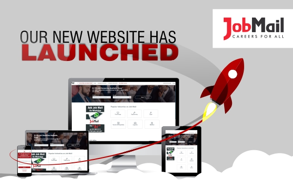 Job Mail Website Launch 2020